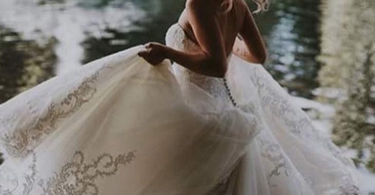 Cette photo d'une actrice québécoise en robe de mariée fait jaser!