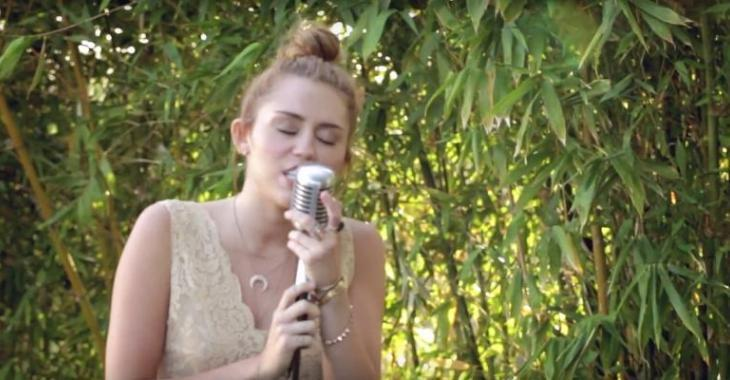 Les gens qui ne respectent pas Miley Cyrus changent d'idée après avoir vu ceci!