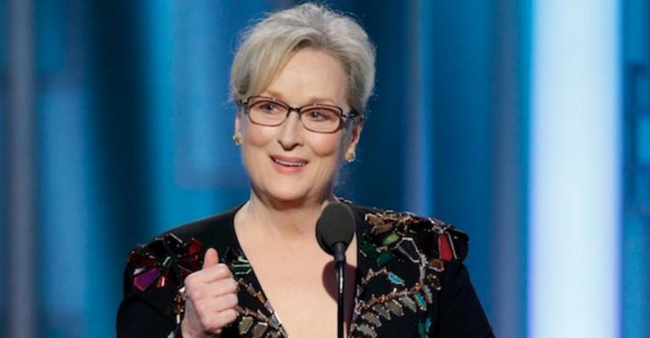 Voici le fameux discours de Meryl Streep en français...