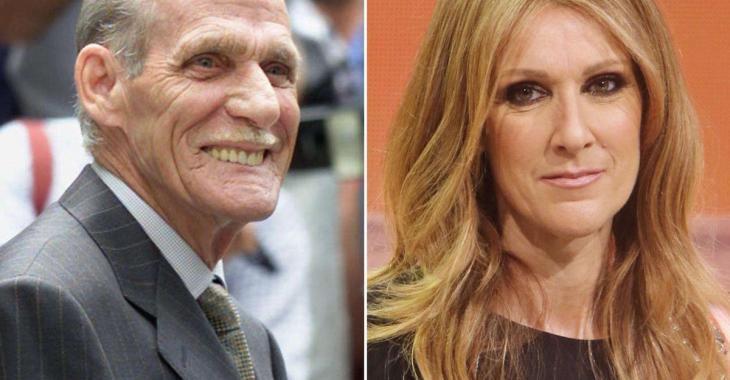 Céline Dion fait une révélation troublante sur la mort de son père