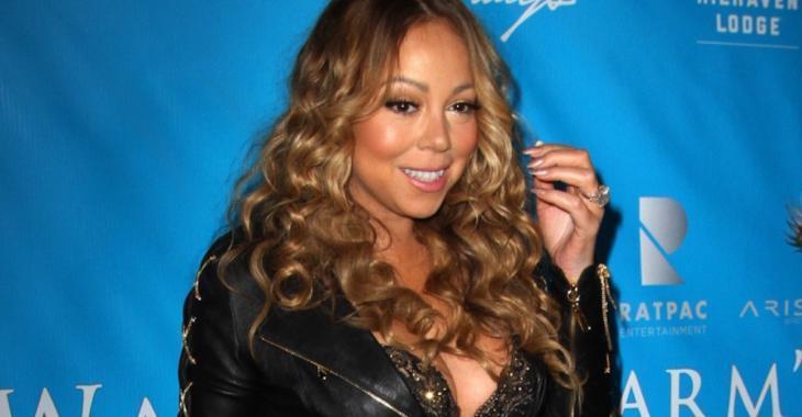 Mariah Carey brûle 250 000$, directement dans le feu!