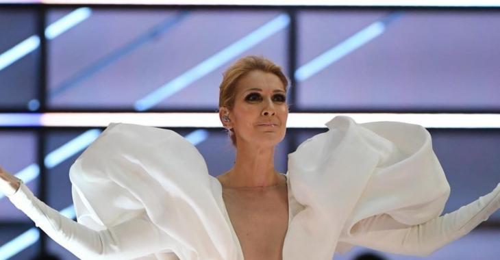 Céline et sa robe enflamment les Billboard Music Awards...