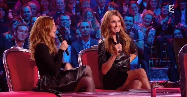 Céline Dion refuse l'invitation de Julie Snyder...