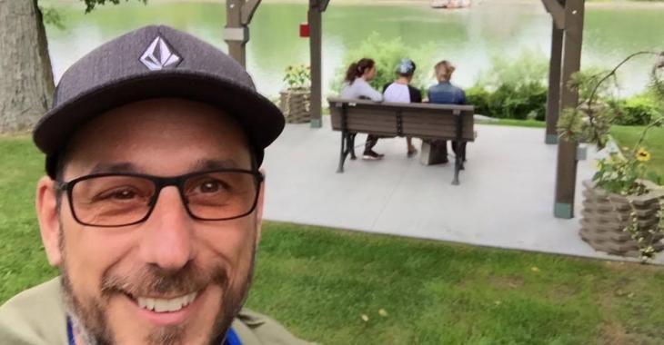 Après avoir perdu un rein, Dominic Arpin reçoit une bonne nouvelle de son médecin