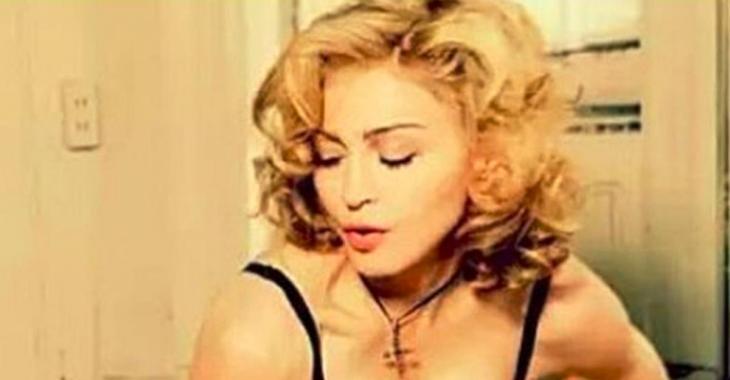 Madonna offre de faire une fellation en échange d'un simple geste...