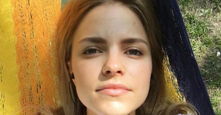 Sarah-Jeanne Labrosse à couper le souffle sur des photos pas comme les autres