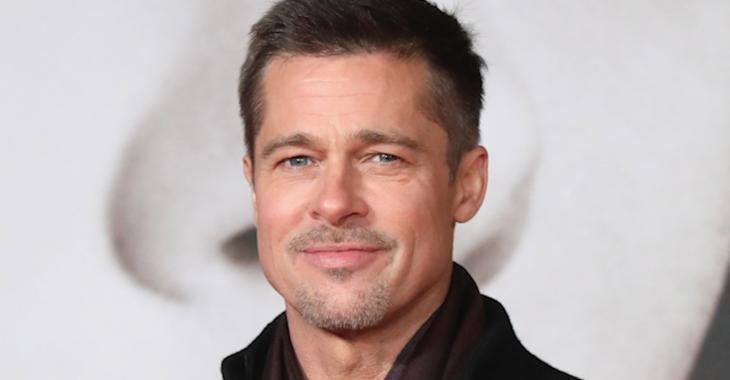La fille de Brad Pitt lui ressemble comme deux gouttes d'eau!