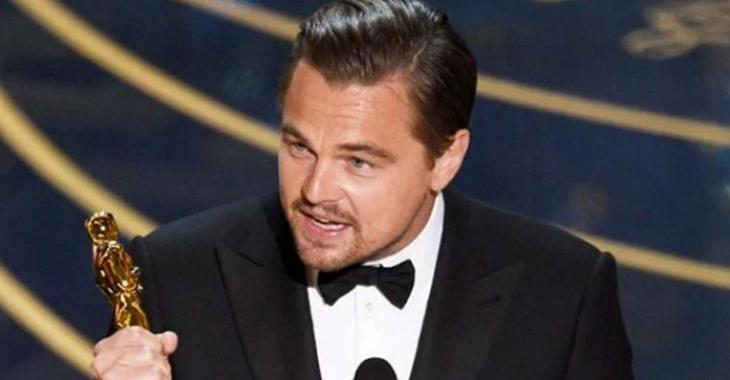 La photo qui fait scandale... Leonardo DiCaprio règle ses comptes!