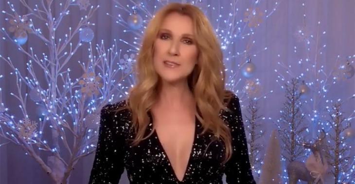 Après une année difficile, Céline Dion adresse un touchant message à ses fans québécois pour Noël...