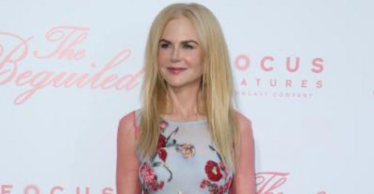 Nicole Kidman vient d'avoir 50 ans... et elle est plus sexy que jamais!