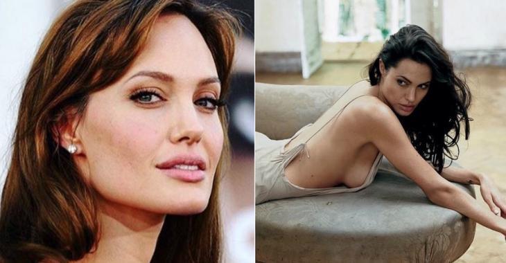 Angelina Jolie a déjà remplacé Brad Pitt avec un autre acteur TRÈS célèbre!