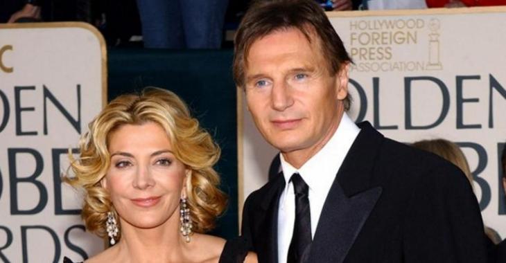 Liam Neeson rend un déchirant hommage à sa femme décédée au Québec