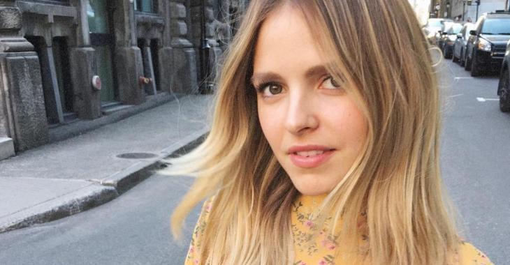 Dépression et intimidation: le touchant message de Sarah-Jeanne Labrosse