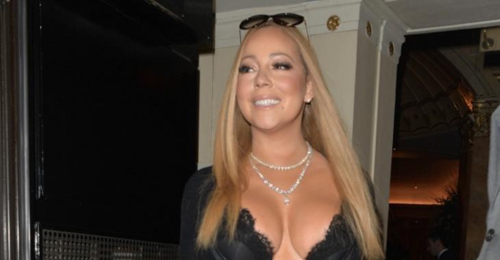 Une vidéo choquante de Mariah Carey fait réagir...