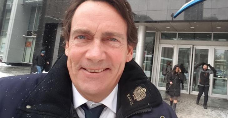 Pierre-Karl Péladeau est en guerre avec une autre vedette québécoise...