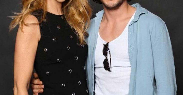 Céline Dion prend la pose avec l'acteur le plus chaud de l'heure!