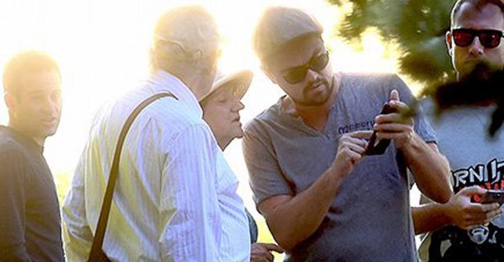 Cette superstar d'Hollywood est venue en aide à un couple de personnes âgées!