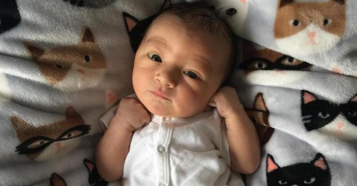 6 jours après l'accouchement, deux stars québécoises nous présentent leur bébé!