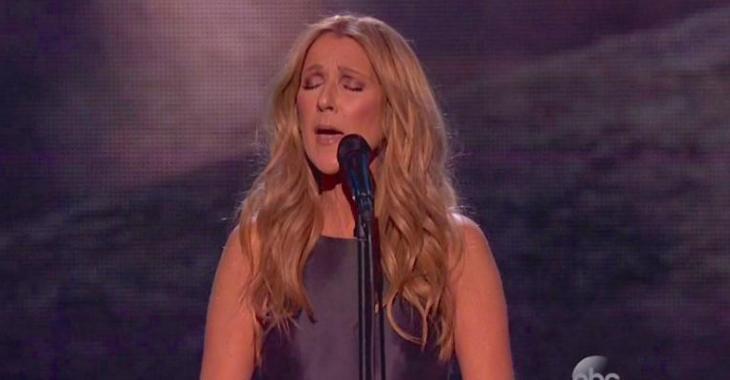 Céline Dion reprend la chanson «Hello» d'Adele!