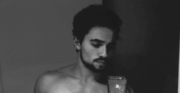Un chanteur dévoile une photo de lui très sexy sur le web
