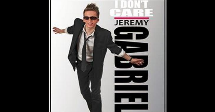 Jérémy Gabriel lance sa nouvelle chanson et le résultat est très surprenant!