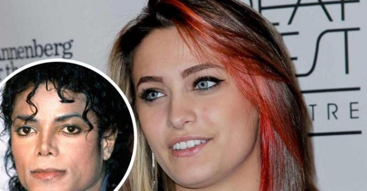 La fille de Michael Jackson a un tout nouveau look... elle ne ressemble plus à ça du tout!