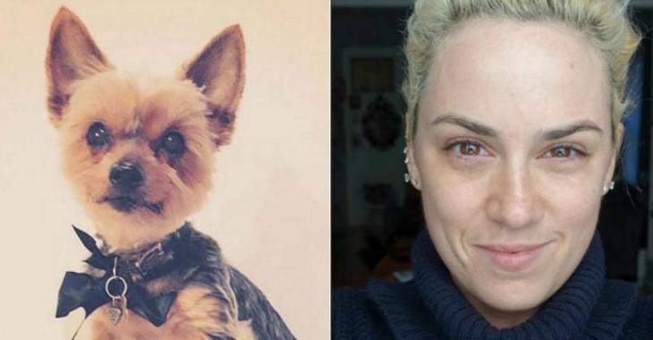 Le bouleversant message de l'animatrice Valérie Robert à son chien malade