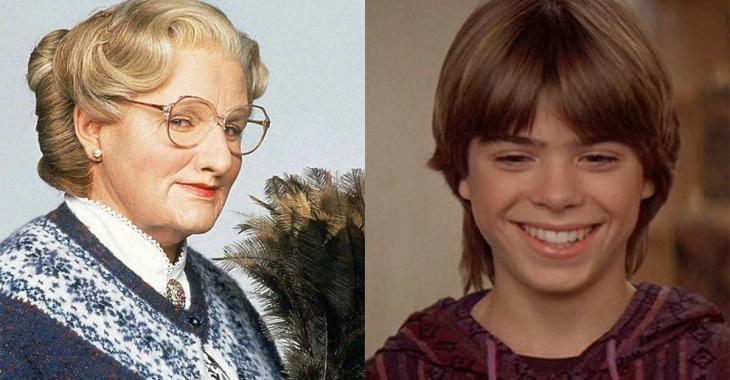 Vous vous souvenez du petit gars dans Madame Doubtfire? Eh bien il est devenu tout un homme!