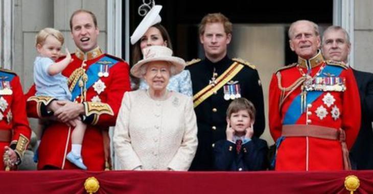 Un membre de la famille royale hospitalisé