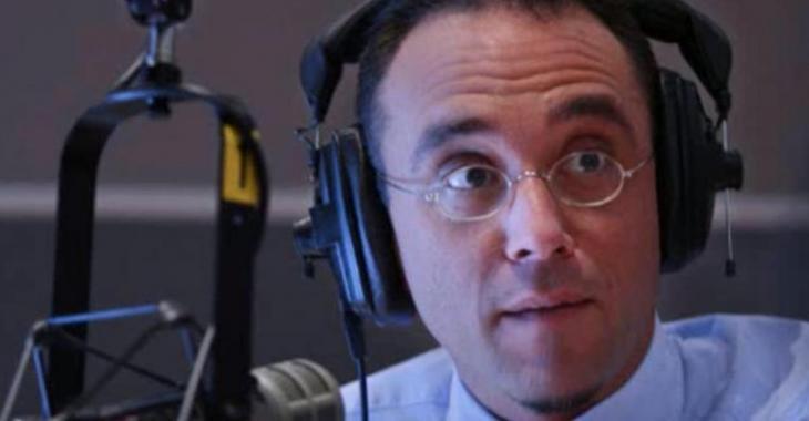 Stéphane Gendron retient ses larmes en direct à la radio en parlant de la mort d'un de ses enfants...