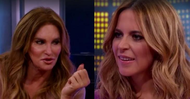 Julie Snyder pose une question de trop à Caitlyn Jenner...