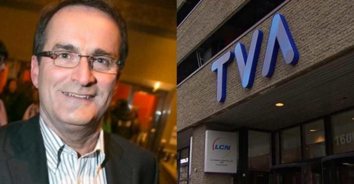 Le Groupe TVA réagit au décès de Jean Lapierre avec un touchant texte