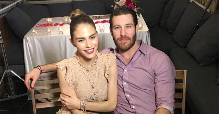 Une photo de Maripier Morin et Brandon Prust met fin aux rumeurs concernant leur couple!