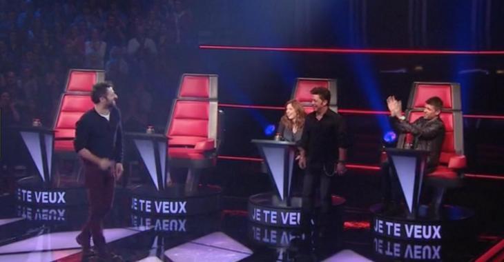 Une populaire chanteuse québécoise répond aux rumeurs de grossesse à son sujet...