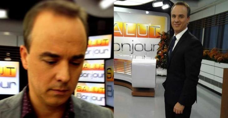 Ému, Gino Chouinard adresse un touchant message à ses fans et collègues