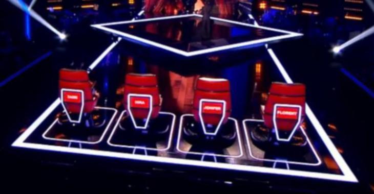 Une Québécoise fait tourner les chaises des QUATRE coachs à The Voice en France