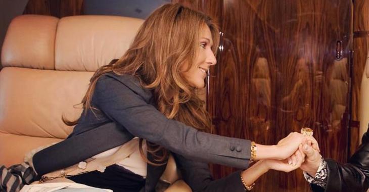 Cette photo des jumeaux de Céline Dion est la chose la plus cute que vous verrez aujourd'hui...