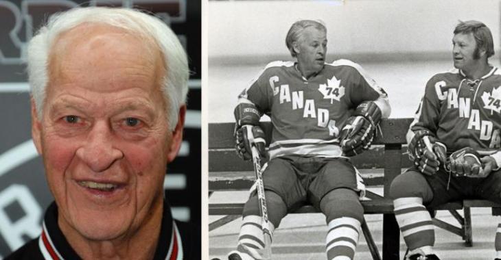 Le légendaire joueur de hockey Gordie Howe s'éteint à 88 ans