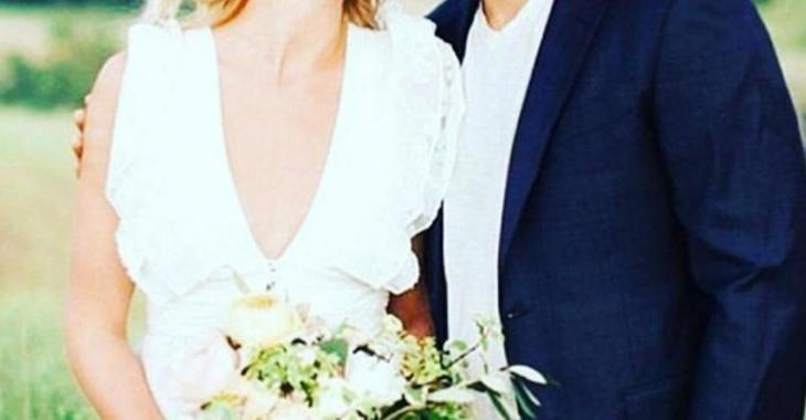 Ces deux célébrités se sont mariés samedi dernier!