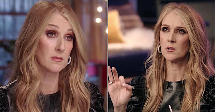 Les premières images de Céline Dion à La Voix créent une onde de choc!