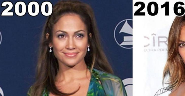 Jennifer Lopez n'a pas vieilli depuis 16 ans, on veut son secret!