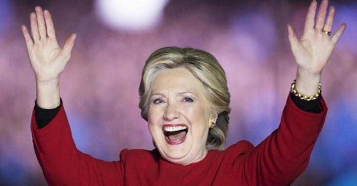 Hillary Clinton est Québécoise?
