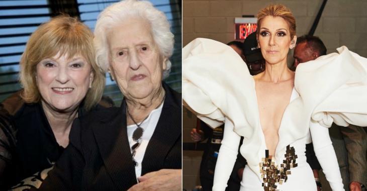La soeur de Céline Dion réagit à ses looks osés...
