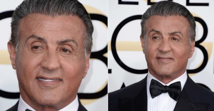 Les filles de Sylvester Stallone ont volé la vedette sur le tapis rouge des Golden Globes!