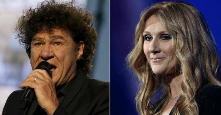 Robert Charlebois donne son avis sur l'adaptation de sa chanson par Céline Dion...