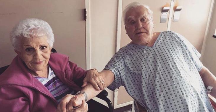 Les grands-parents d'un chanteur québécois sont à l'hôpital... Il souhaite vous transmettre ce message