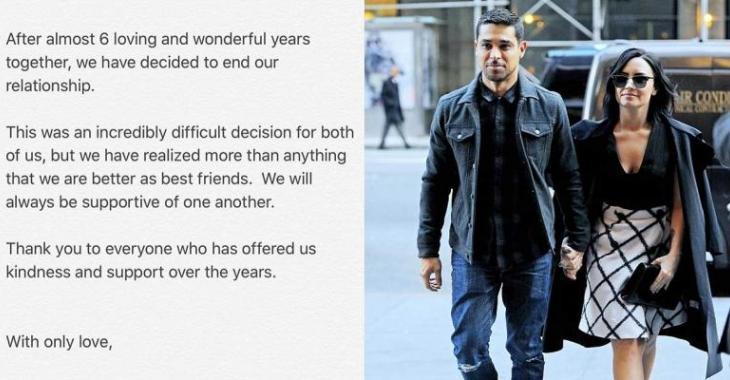 Un couple de stars annonce sa séparation dans un touchant message sur les réseaux sociaux