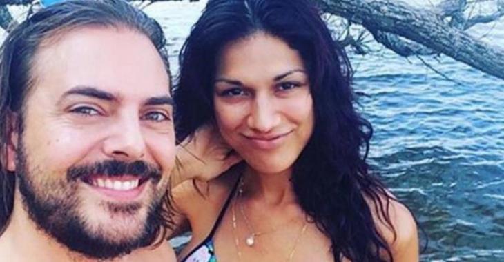 Crystal Miller raconte la demande en mariage de Philippe Berghella sur Facebook