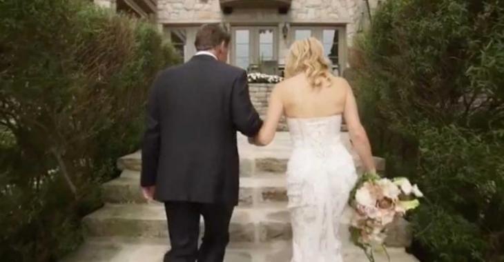 Une star québécoise dévoile les sublimes images de son mariage!