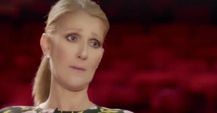 Le premier extrait de l'entrevue avec Céline Dion rendu public sur Internet...